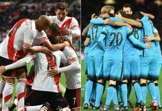 River, Barcelona, la final del Mundial de Clubes y los astros. // AFP