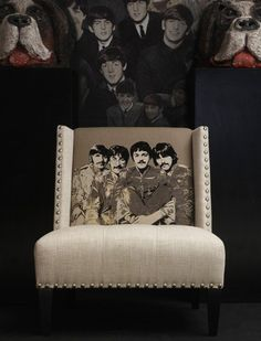 Fab Four...the Beatles - Unique Fabrics