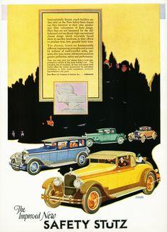 1927 Stutz Ad-01