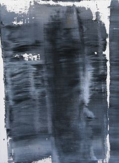 "Koen Lybaert; Oil 2014 Painting ""abstract N° 812"""