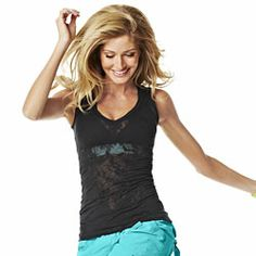 Zumba Shop Canada | Buy Hubble, Hubble Sleeveless V-Neck - Black