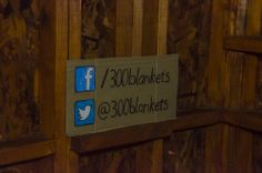 Hey, these guys are awesome. Follow them, like them. #blankets @300blankets