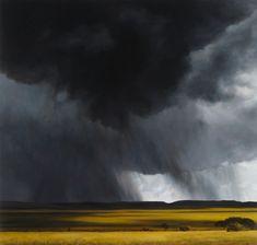 Painting by April Gornik
