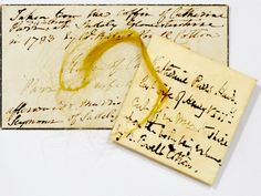 Vannes. Une mèche de cheveux mêlés de Louis XVI… byLetelegramme A small rectangular frame containing a lock of mixed hair from both Marie Antoinette and her husband Louis XVI and a fragment of Louis XVI's tie is going up for sale. It was carefully preserved for many generations in an aristocratic family. It's estimated to [read more]