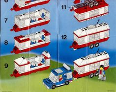 City - Vacation Camper [Lego 6590]
