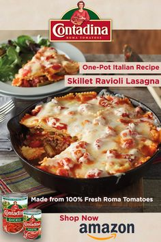 Meat Recipes, Slow Cooker Recipes, Crockpot Recipes, Cooking Recipes, Skillet Recipes, Easy Casserole Recipes, Casserole Dishes, Beef Casserole, Ravioli Lasagna