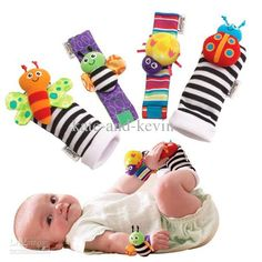 Cheap Lamaze - Best Baby Toy Foot Sock Infant Plush Toys Dropship Online with $0.8/Piece | DHgate