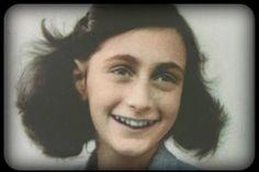 L'ostinata felicità di Anna Frank.