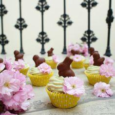 Laskominy od Maryny: Pistáciové cupcakes