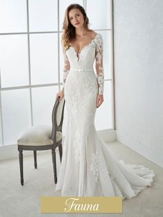 2019 V Neck Long Sleeves Mermaid Lace Wedding Dresses With Applique And Lac beautiful wedding dresses white wedding dress V Neck wedding dress Long Sleeves wedding dress Mermaid long Wedding Dresses lace Applique wedding dress Lace Wedding Dress With Sleeves, V Neck Wedding Dress, Applique Wedding Dress, Lace Mermaid Wedding Dress, Long Sleeve Wedding, Long Wedding Dresses, Mermaid Dresses, Christmas Wedding Dresses, Lace Wedding Gowns