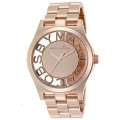 Deal #4 - Marc Jacobs Women's Henry Watch Quartz Mineral Crystal $250.00You Save14% Price:$213.43+ FREE SHIPPING Total Price:$213.43 Marc Jacobs Women's Henry Stainless steel case, Stainless steel bracelet, Rose gold dial, Quartz movement, Scratch resistant mineral, Water resistant up to 5 ATM - 50 meters - 165 feet. http://marcjacobsatjewellsonlinemall.blogspot.com