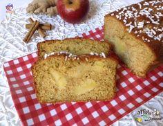 Plumcake integrale alle mele - sofficissimo senza burro