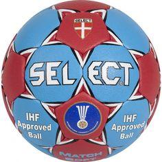 Ballon handball Select Match Soft 2014 - www.club-shop.fr équipementier sportif