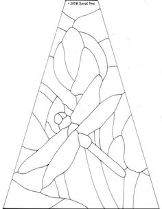 Resultado de imagen para stained glass lamp patterns