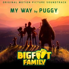 Bigfoot, Dance Music, My Way, Soundtrack, Dj, Commercial, Songs, The Originals, Movie Posters