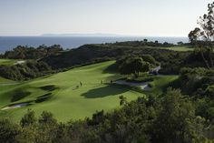 The Resort at Pelican Hill Golf Holidays & Golf Resort, Great Deals, Book Now From £1395 - Los Angeles Coast