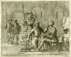 To keep prisoners from preaching, authorities began gagging them or screwing their tongues to the roofs of their mouths. John Bret receiving the tongue screw, Antwerp, 1576     http://www.bethelks.edu/mla/holdings/scans/martyrsmirror/mm%20bk2%20p729.jpg