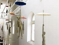 Диалог между човек и изкуство / Dialogue between man and art. Sculptures by Michal Trpak