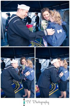 military homecoming, navy family reunion, naval station norfolk homecoming, ty photography, military homecoming photographers, navy wife, seeing family for the first time after deployment