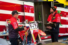 2017 Salt Lake City SX | Monday Kickstart | Transworld Motocross Monster Energy Supercross, Salt Lake City, Motocross, Honda, Adventure, Vacation, Gallery, Outdoor, Image
