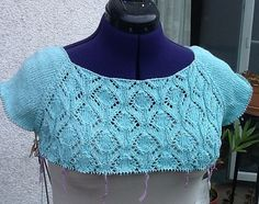 Ravelry is a community site, an organizational tool, and a yarn & pattern database for knitters and crocheters. Ravelry, Crochet Top, Pattern, Tops, Women, Fashion, Threading, Moda, Women's