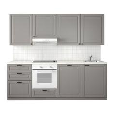 Küchenunterschrank aus Recyclingholz, B 50 cm, weiß | Küchen ... | {Küchenunterschrank weiß 42}