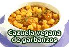 Cazuela vegana de garbanzos :: recetas veganas recetas vegetarianas :: Vegetarianismo.net