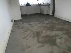 The new screeded floor Screed Floors, Flooring, Grey Oak, Tile Floor, Wood Flooring, Tile Flooring, Floor