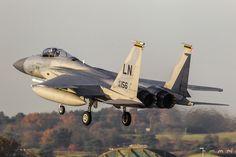 F-15C Eagle, United States Air Force
