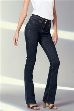Buy Sexy High Waist Boot Cut Jeans from the Next UK online shop ...