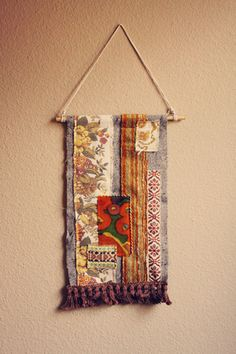 prayer flag - some wonderful pieces to admire