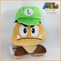 Nintendo Super Mario Bros Plush Character Soft Toy Stuffed Animal Collectible   eBay