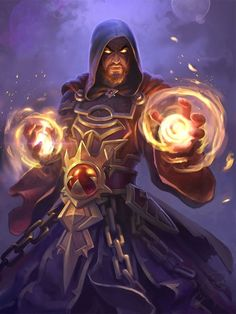 Twilight Flamecaller - Card - #Hearthstone
