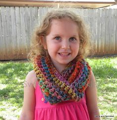 Niccupp crochet the 30 minute cowl free crochet pattern cowls swirls and sprinkles free crochet infinity wrapcowl pattern kids pattern dt1010fo