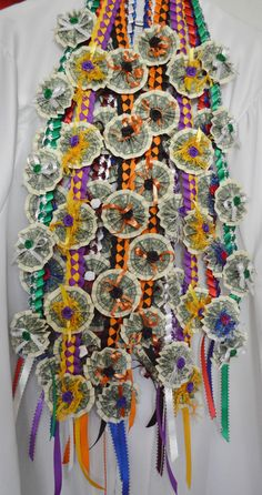 these money leis was ordered from a costumer in California