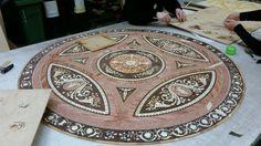 Table inlaid maggiolini arvestyle