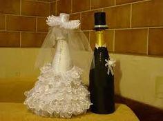 Resultado de imagem para бутылка жених и невеста