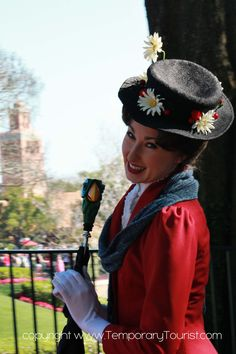 Mary Poppins - The Characters of Walt Disney World – Photos — Temporary Tourist