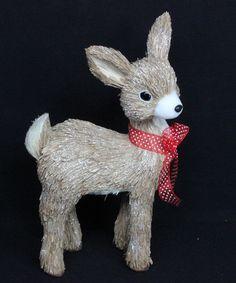 Small deer ornament Sale - Gisela Graham Sale