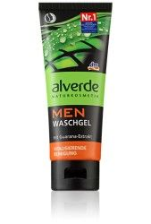 Alverde - Men Waschgel mit Guarana Extrakt