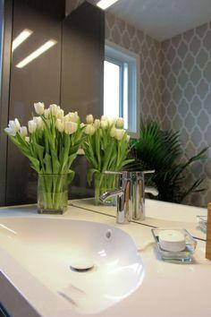 IKEA Bathroom Makeover: Sink Faucet