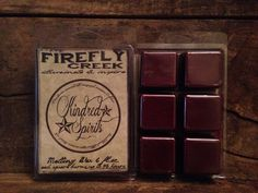 6oz. Large Aroma Bar- Melting Wax scented in Kindred Spirits on Etsy, $5.00