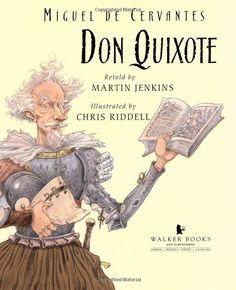 Don Quixote: Amazon.co.uk: Miguel de Cervantes, Chris Riddell: Books