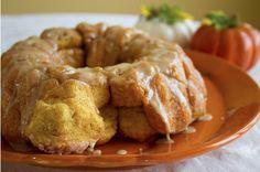 Pumpkin Monkey Bread