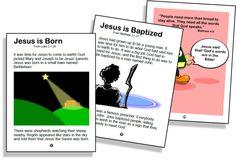 Printable Bible books