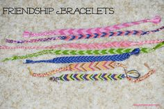 Here's another DIY tutorial on this blog. This time i'm going to show you how to make a friendship bracelets. I've done few bracelets and i'd like to show you how to do it. It's simple and easy. All you need is an embroidery thread, tape/pin and scissors. The illustration below is a step by …