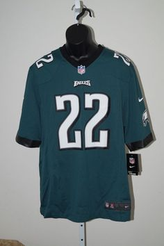 NFL Brandon Boykin Philadelphia Eagles Nike Jersey Adult Large #Nike #PhiladelphiaEagles