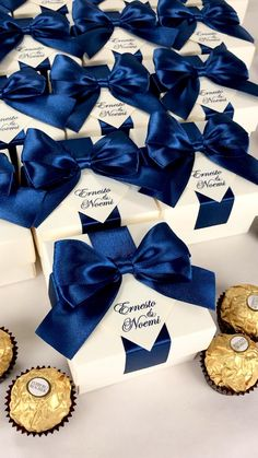 Wedding Favours Navy Blue, Custom Wedding Favours, Beach Wedding Favors, Personalized Wedding Favors, Monogram Wedding, Ivory Wedding, Wedding Ideas, Wedding Candy Table, Wedding Gifts For Guests