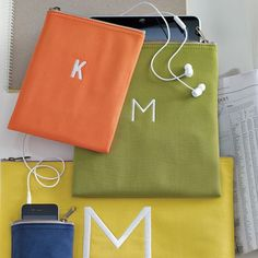 CANVAS ELECTRONIC CASES