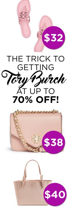 Buy and Sell Tory Burch at Poshmark!